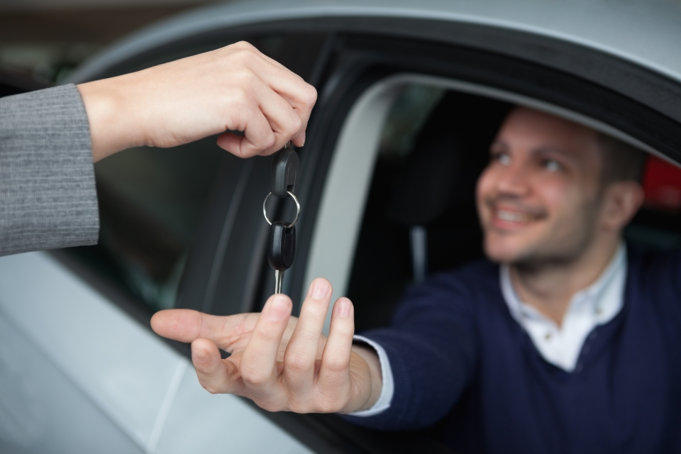 How does a car rental work?